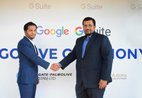 sepia solutions successfully deploys google g suite in colgate palmolive pakistan limited