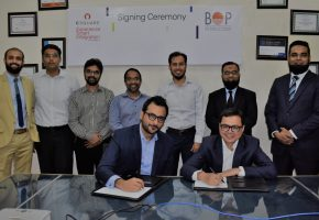 the bank of punjab selects c square to deploy genesys