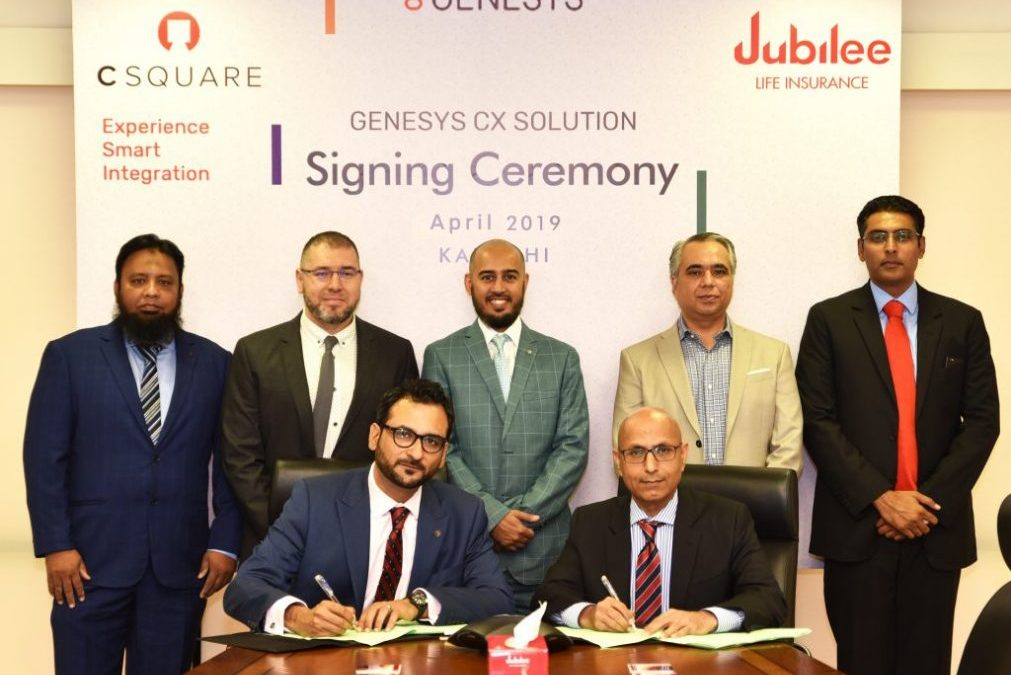 jubilee life Insurance selects c square to deploy worlds leading contact center cx solution