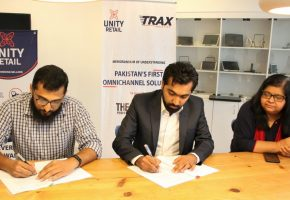 unity retail and trax logistics partner up to launch pakistans first omni channel fulfillment solution